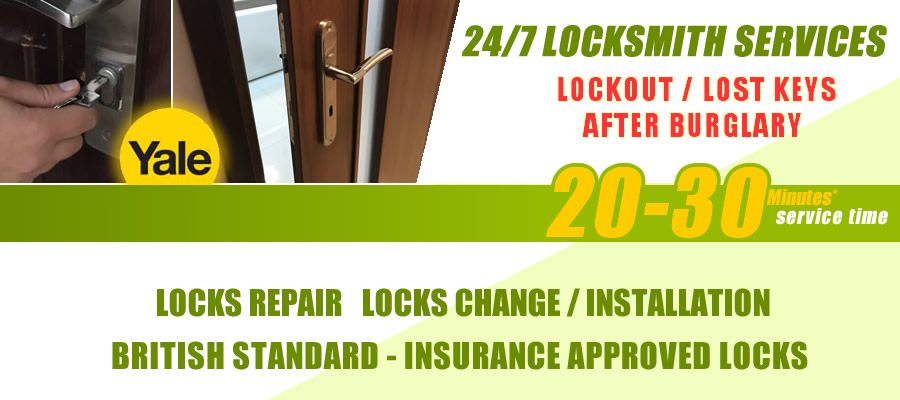 Grove Park locksmith services